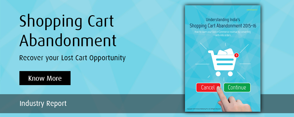 Shopping Cart Abandonment – Recover your Lost Cart Opportunity